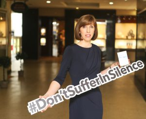 Regelle Dont Suffer in Silence Dr Louise Newson