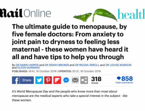 Regelle Featured in The Daily Mail's Ultimate Guide to the Menopause